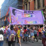 Lesbian Pride Manchester 2018